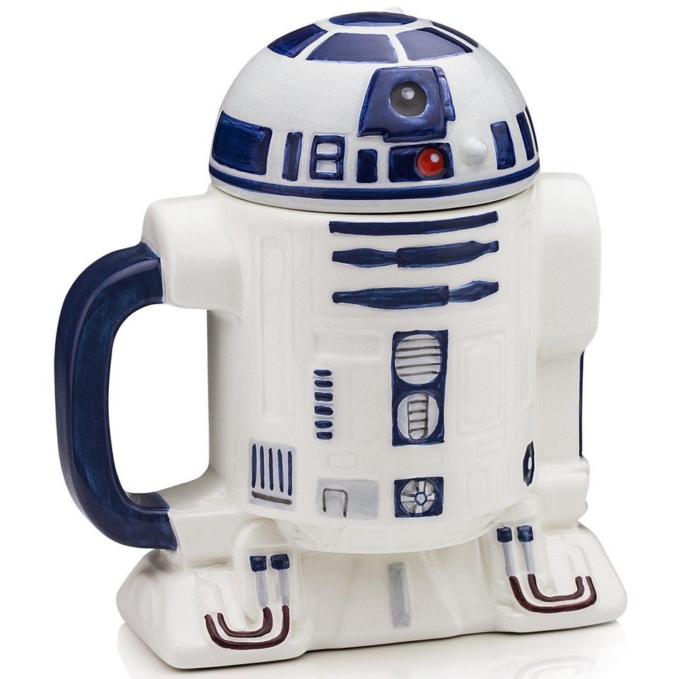 Star Wars R2 D2 3d Mug Iwoot