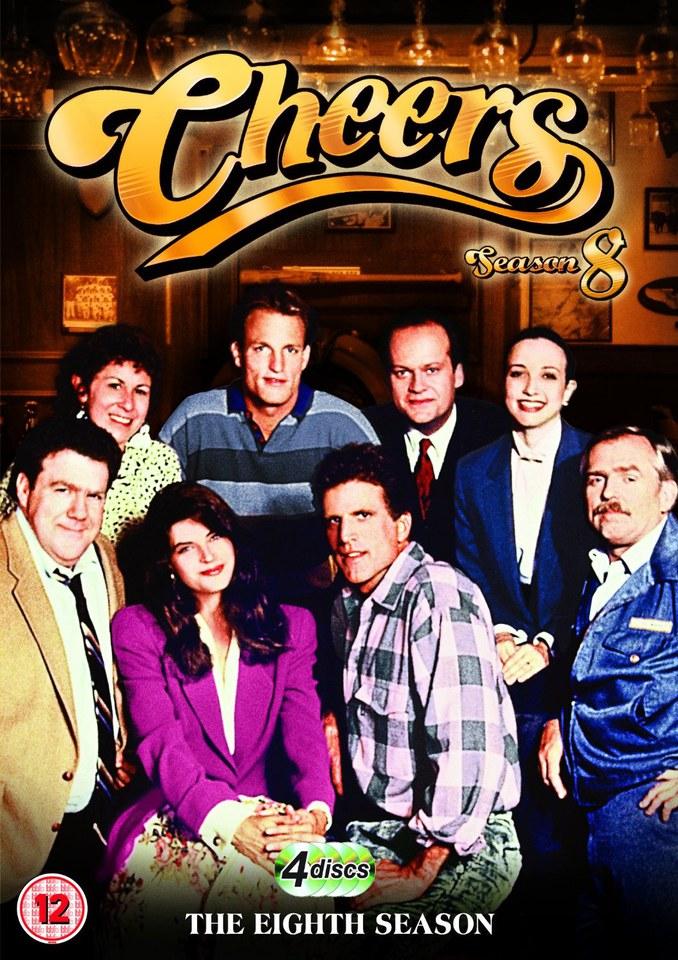 Cheers Season 8 Dvd Zavvi