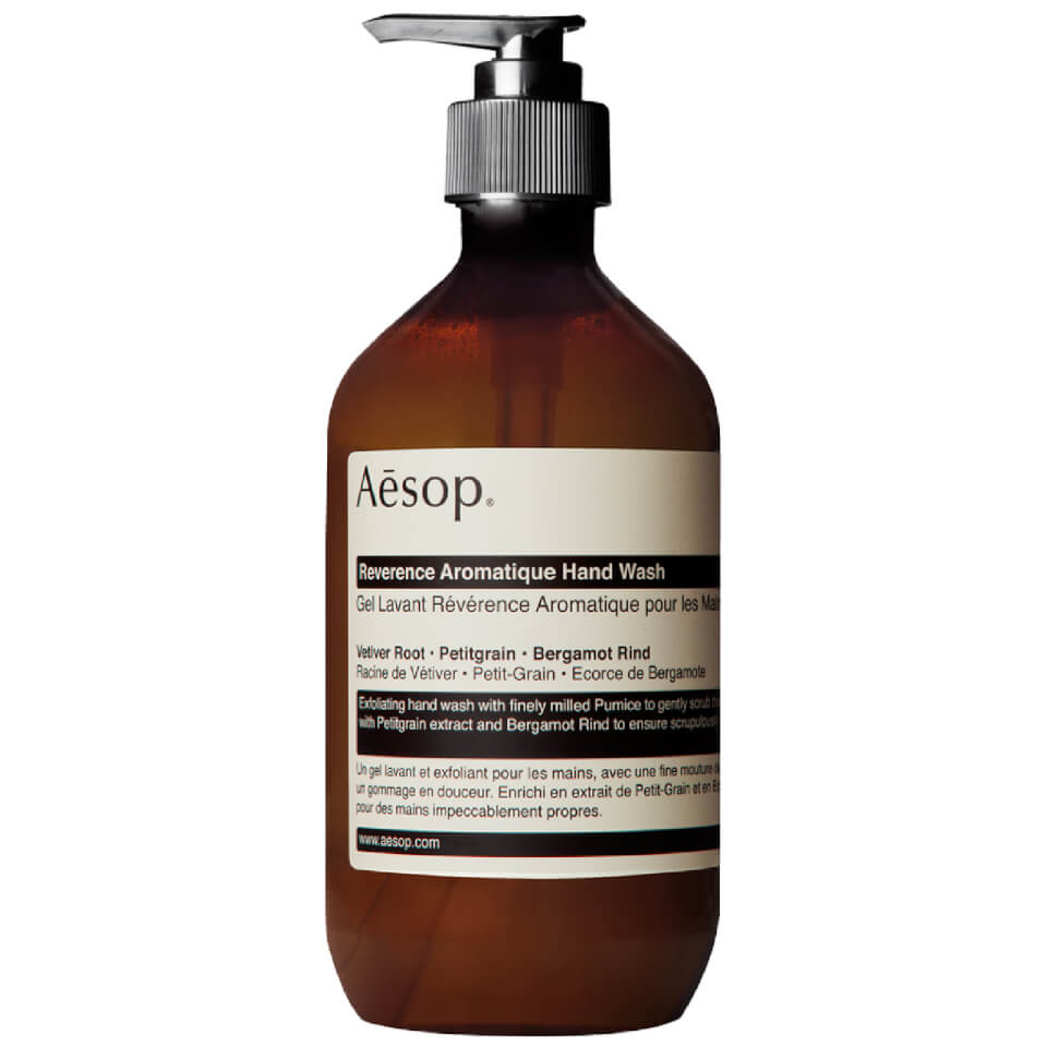 Aesop Reverence Aromatique Hand Wash 500ml Buy Online