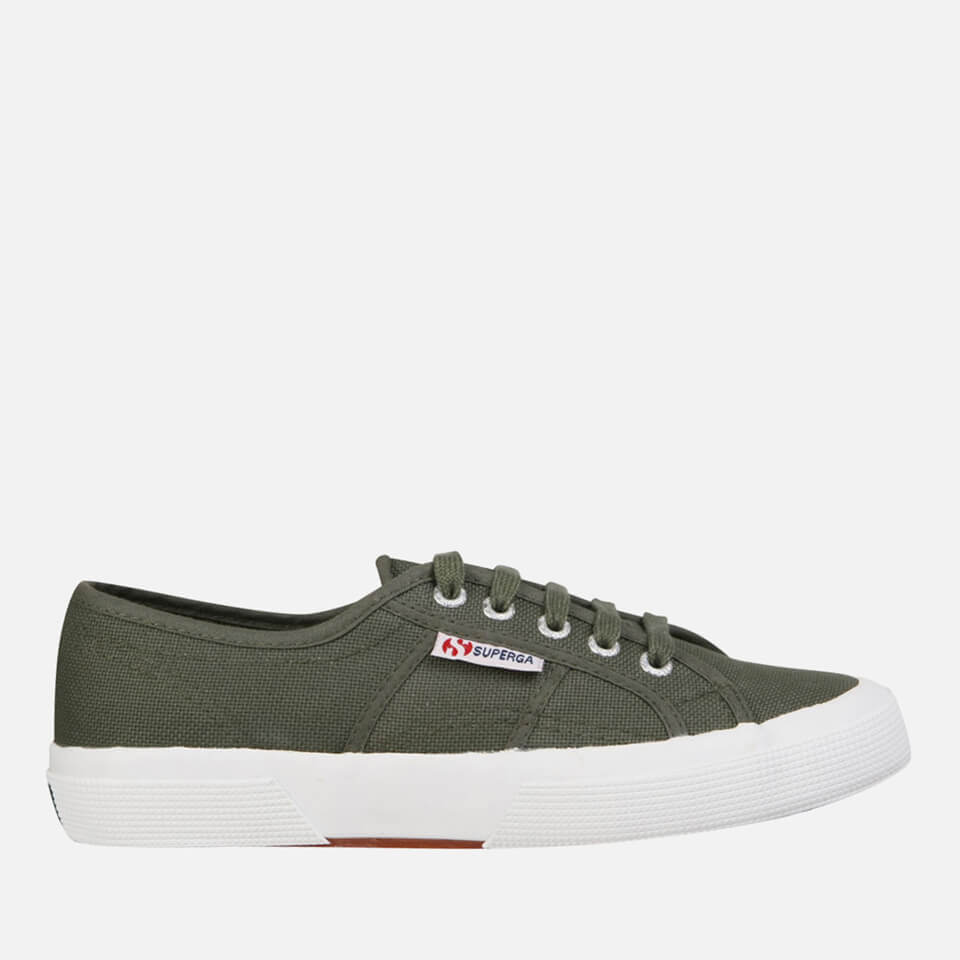bf119b281d4 Superga Men s 2750 Cotu Classic Trainers - Sherwood Green - Free UK ...