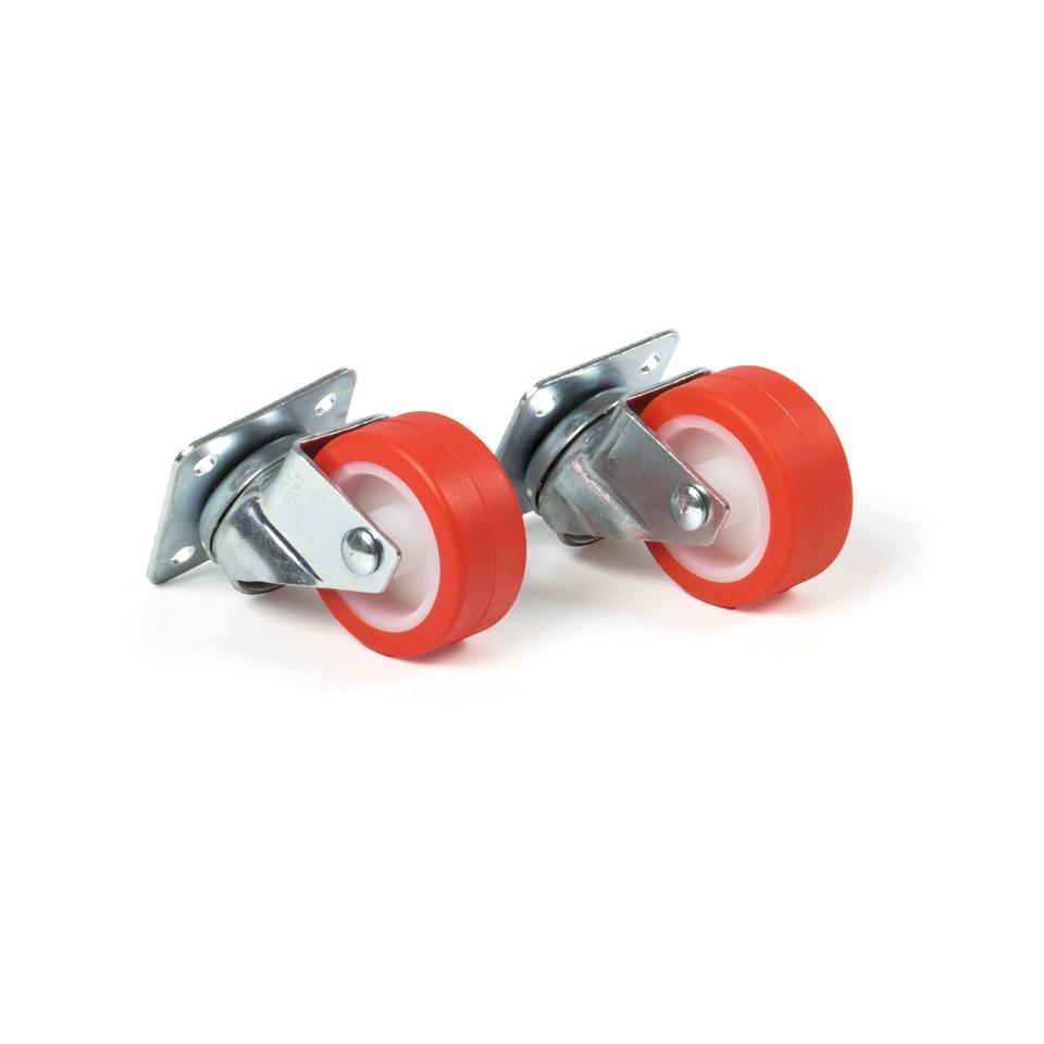 Scicon 2 Rotating Wheels and Screws for Aerotech Evolution TSA | Wheelset