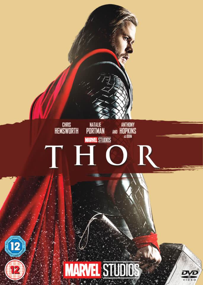 Thor Dvd Zavvi