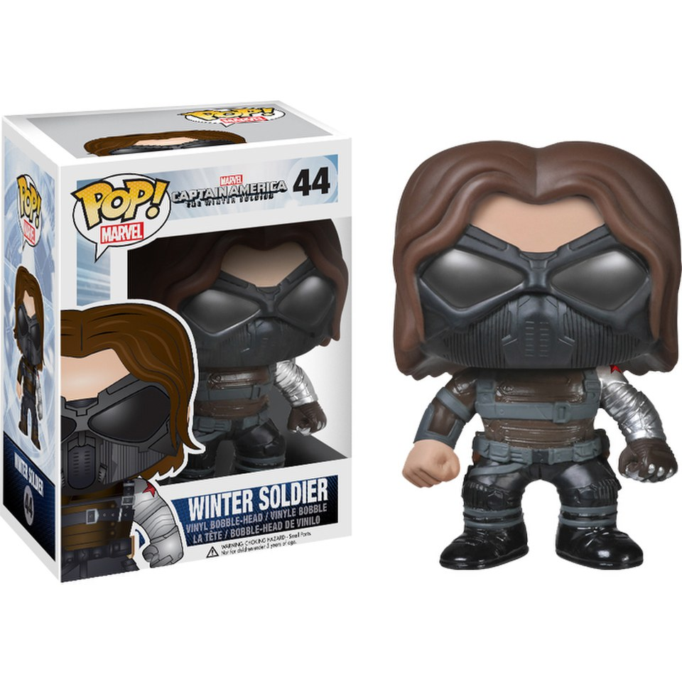 Marvel Captain America: Winter Soldier