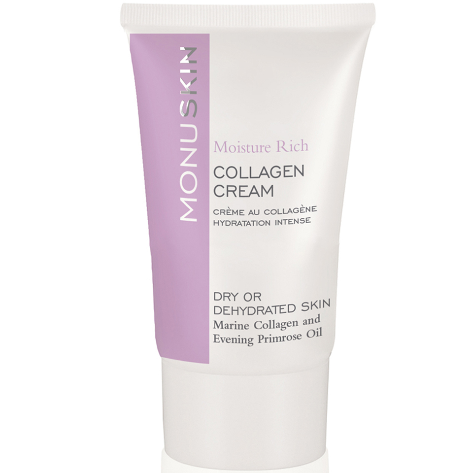 MONU Moisture Rich Collagen Cream (50ml)
