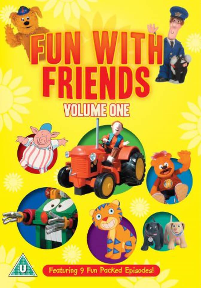 Fun With Friends Volume 1 Dvd Zavvi