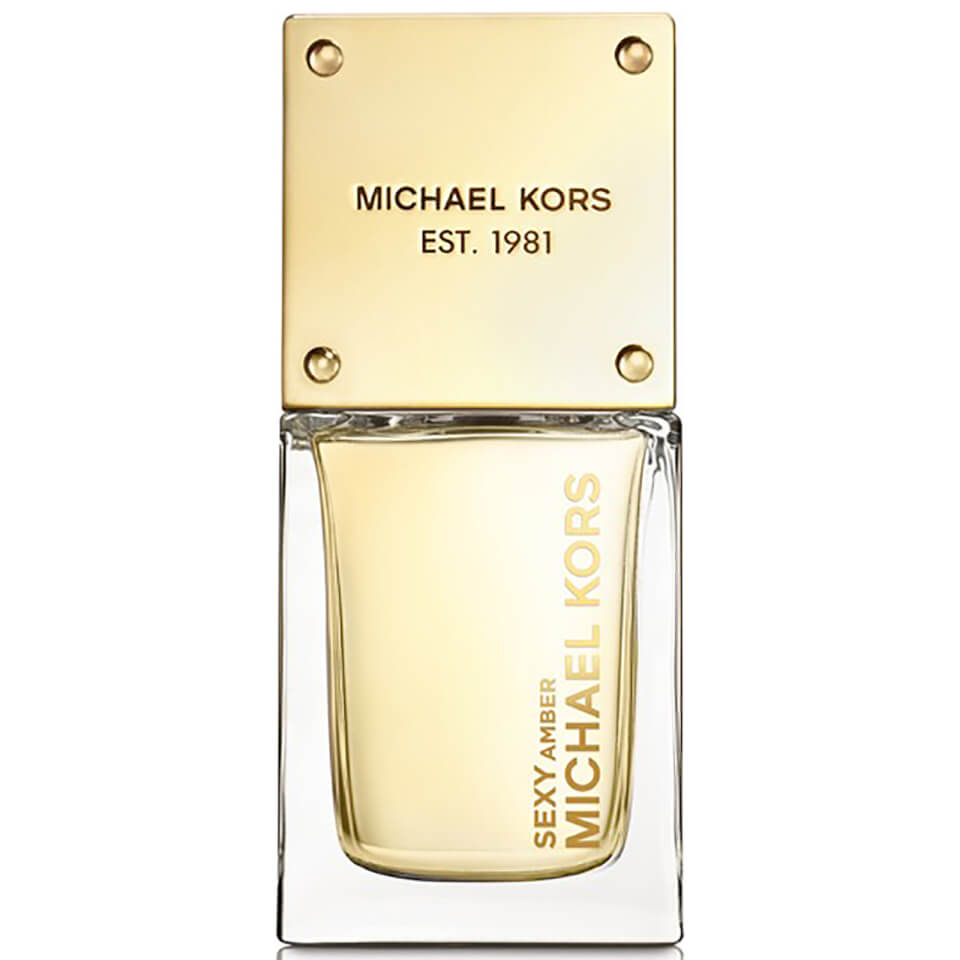 michael kors sexy amber eau de parfum 30 ml perfume. Black Bedroom Furniture Sets. Home Design Ideas