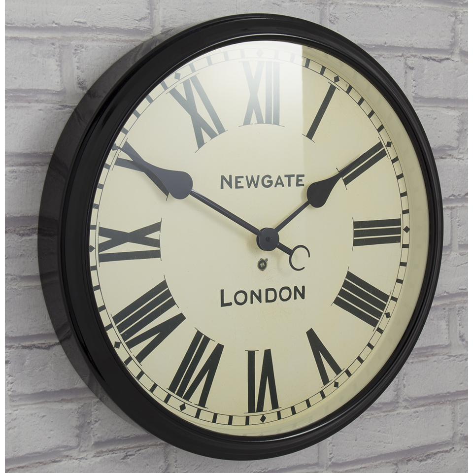 Newgate Battersby Wall Clock Homeware Thehut