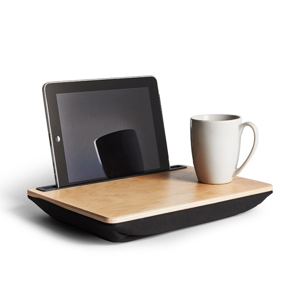 Wood iBed Lap Desk Traditional Gifts | Zavvi