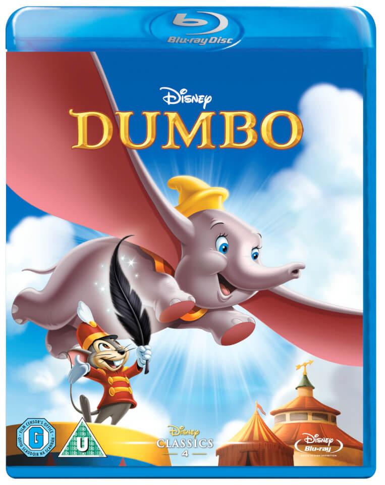 Dumbo Blu Ray Thehut Com