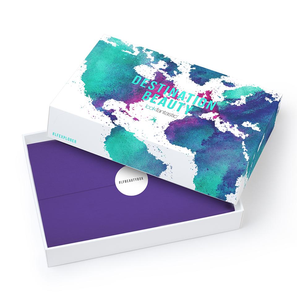 Lookfantastic bo te de beaut mars 2016 livraison internationale gratuite - Meilleures box beaute ...
