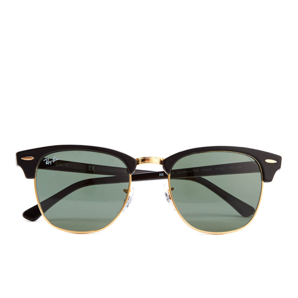 ray ban heart sunglasses  ray ban clubmaster sunglasses 49mm ebony/arista