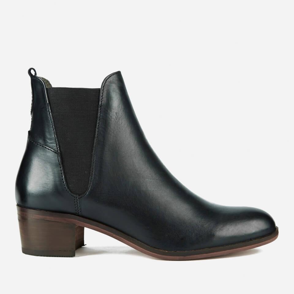 09fde8314c57 Hudson London Women s Compound Leather Chelsea Boots - Black Clothing