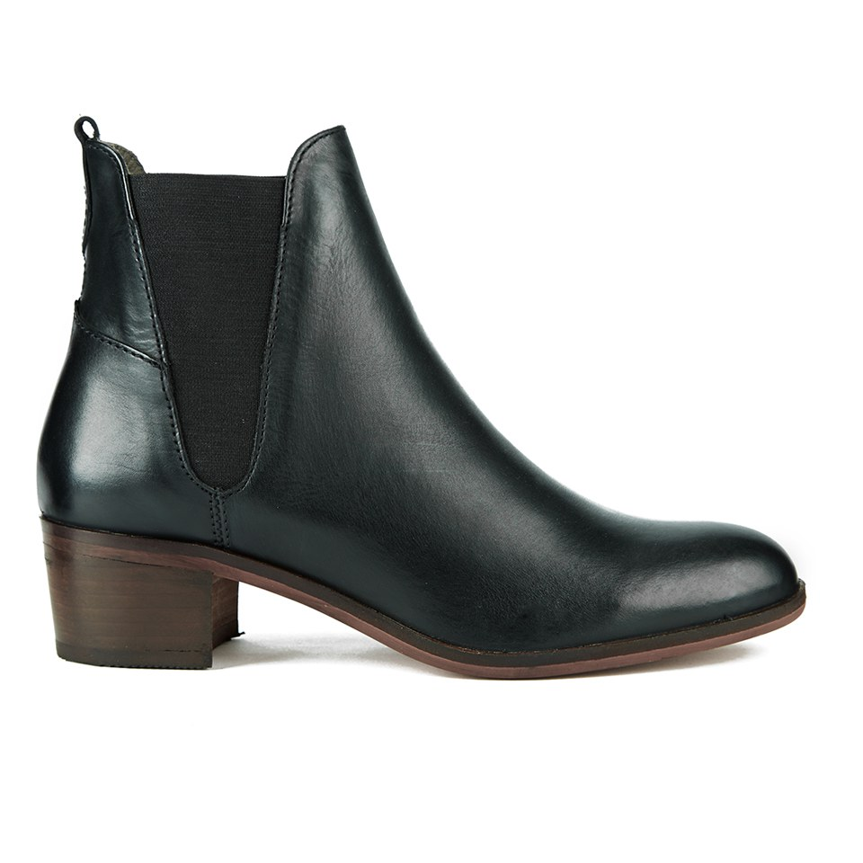 Creative Joules Women39s Westbourne Leather Chelsea Boots  Black V_WESTBOURNE
