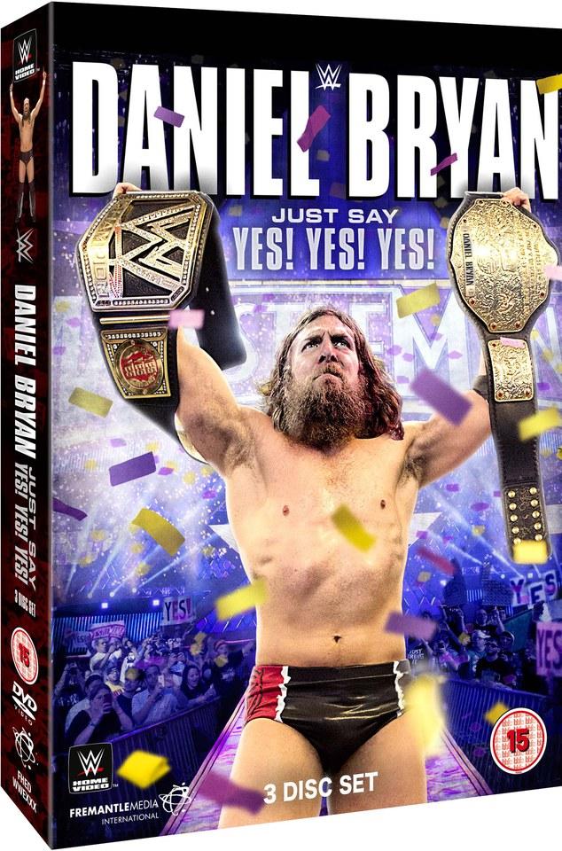 WWE: Daniel Bryan - Ju...