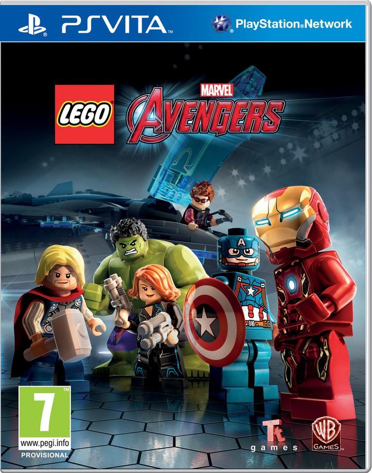 Lego Marvel Avengers Ps Vita Zavvi
