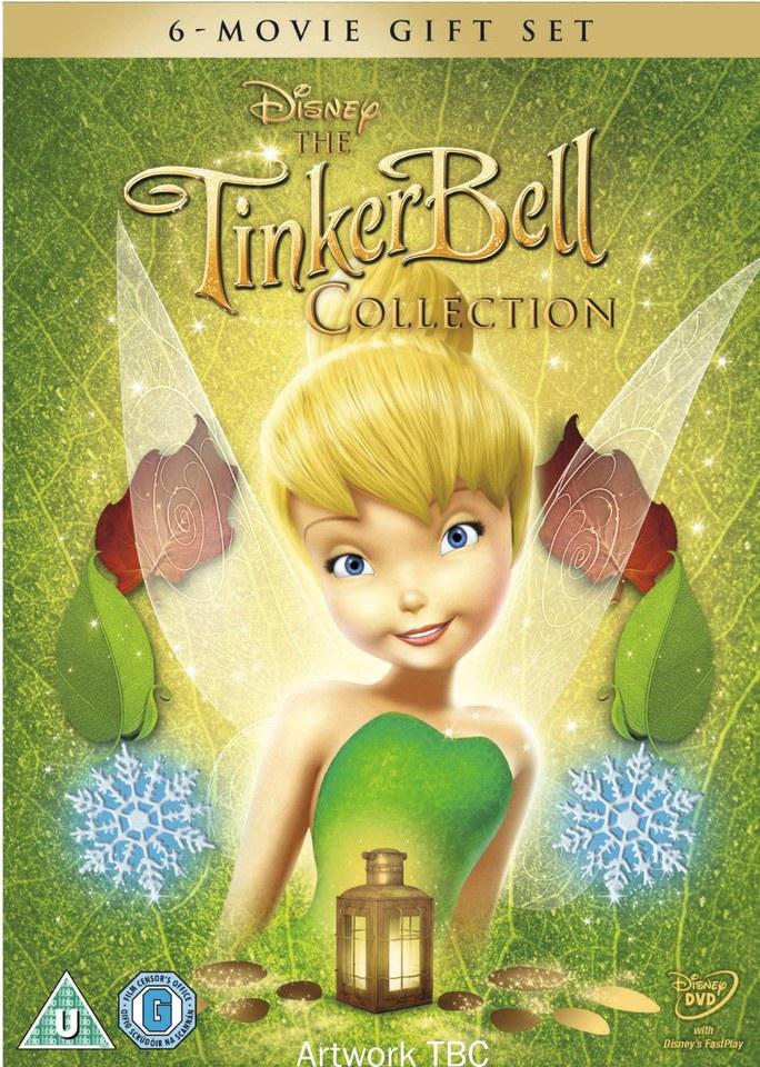 Tinker Bell 6 Movie Box Set DVD | TheHut.com