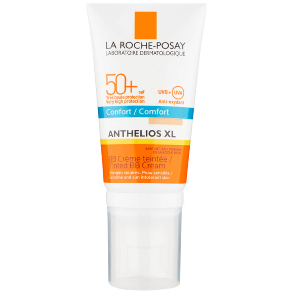 la roche posay anthelios xl comfort tinted bb cream spf 50. Black Bedroom Furniture Sets. Home Design Ideas