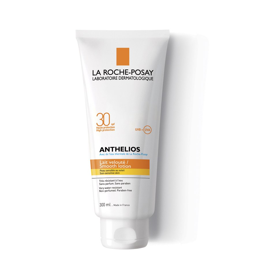 La Roche Posay Anthelios Smooth Lotion Spf30 300ml Free