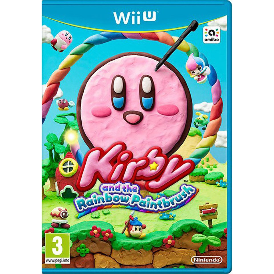 kirby and the rainbow paintbrush nintendo uk store