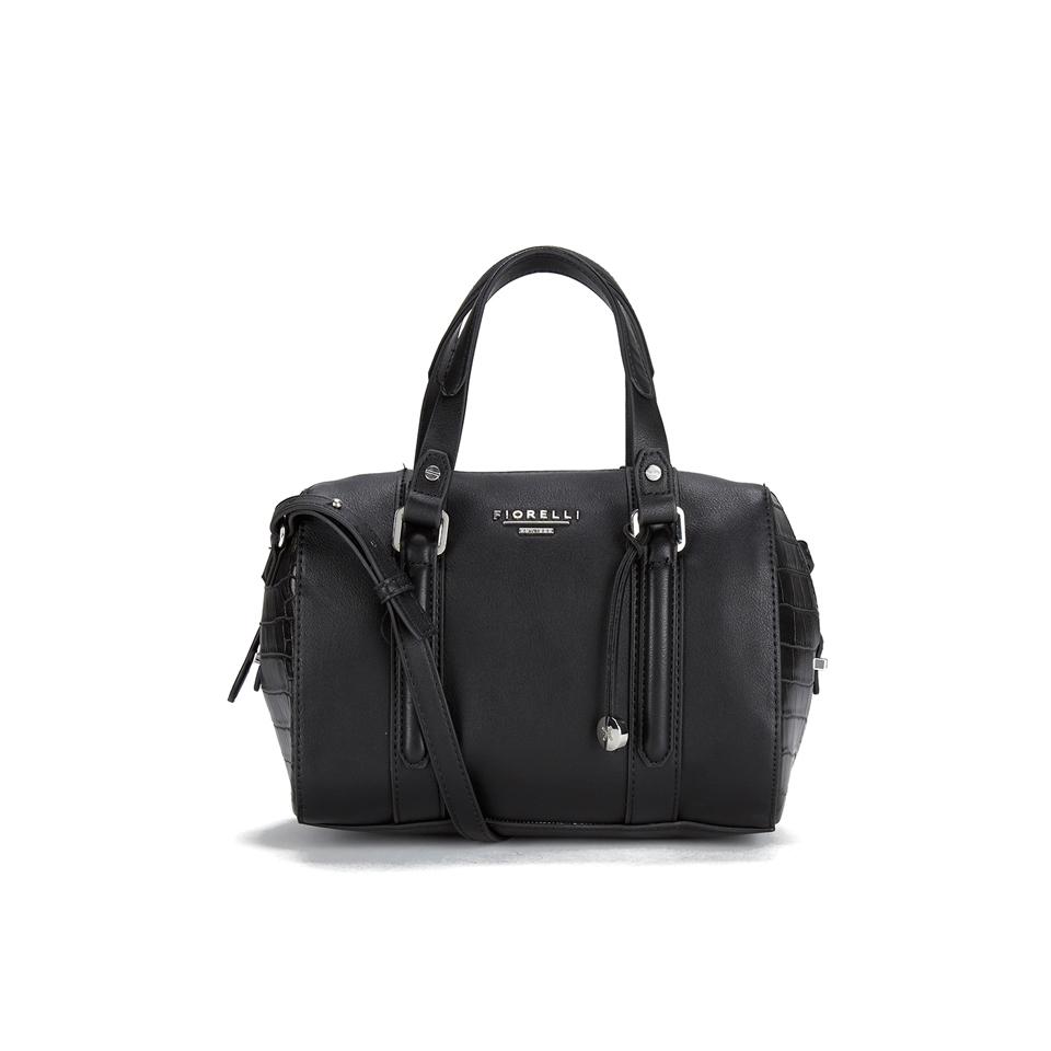 7999300cf4b8 Fiorelli Tessa Bowling Bag - Black Womens Accessories