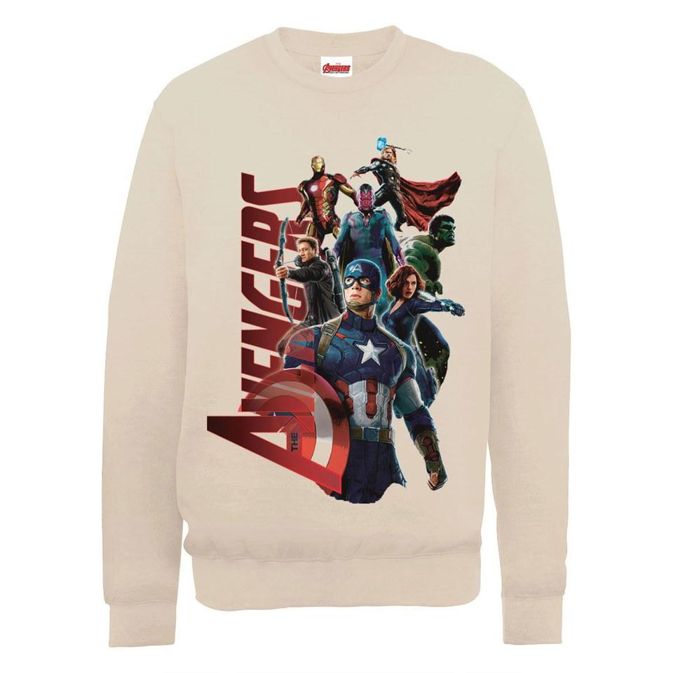 Marvel Avengers Age Of Ultron Team Avengers Sweatshirt