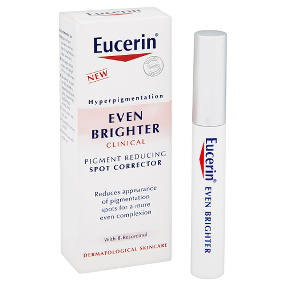 eucerin even brighter clinical pigment reducing spot. Black Bedroom Furniture Sets. Home Design Ideas