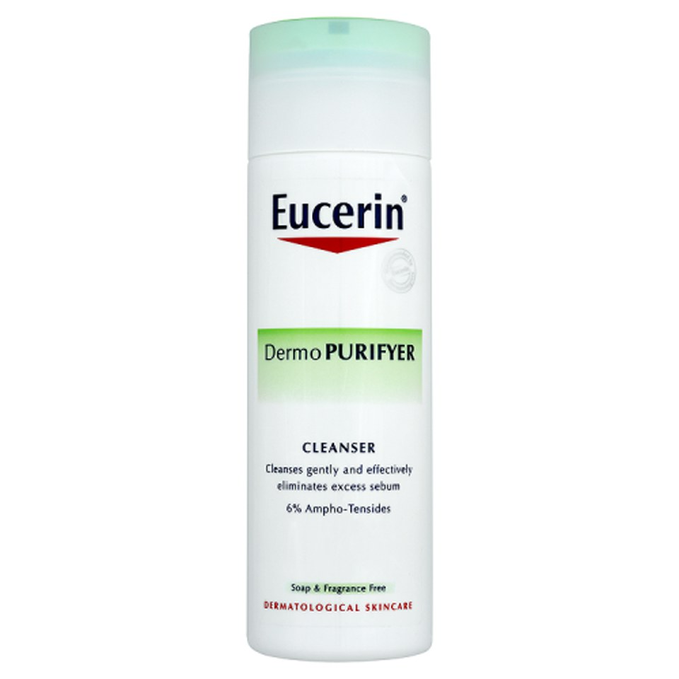 Eucerin 174 Dermo Purifyer Cleanser 200ml Free Shipping