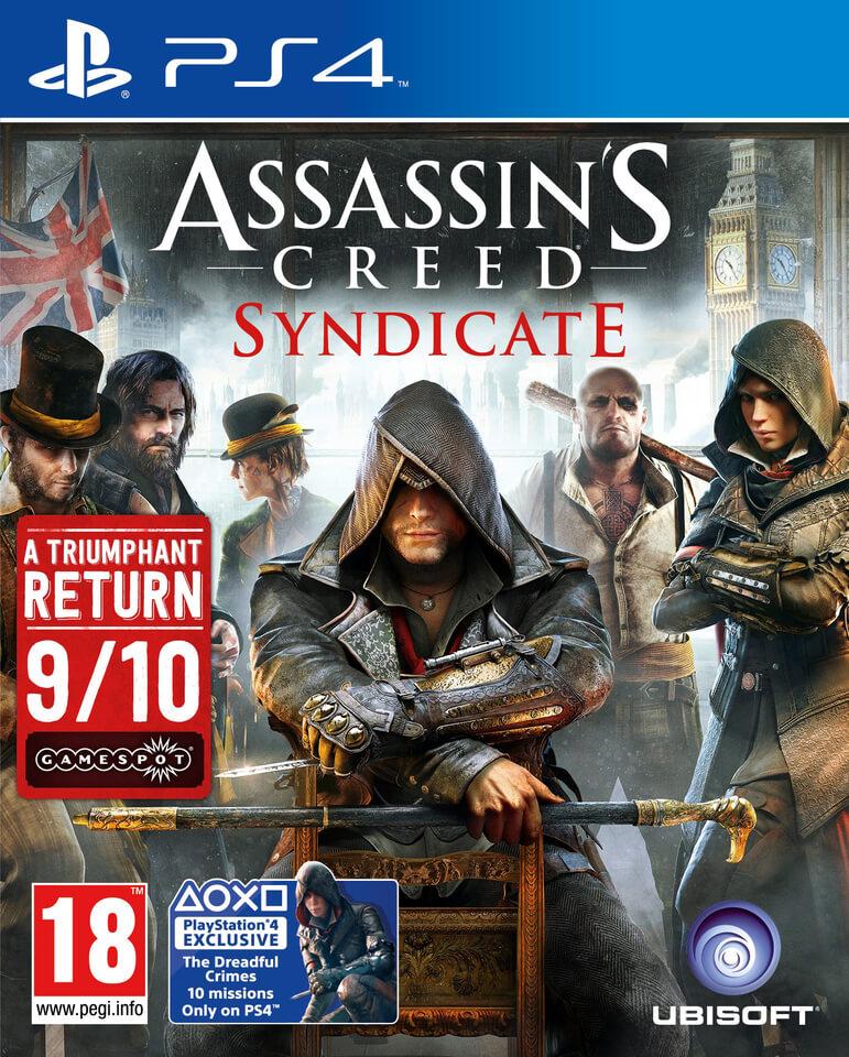 Assassin's Creed Syndicate PS4 | Zavvi