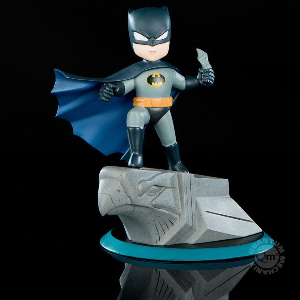 Quantum Mechanix Dc Comics Batman Q Pop Action Figure