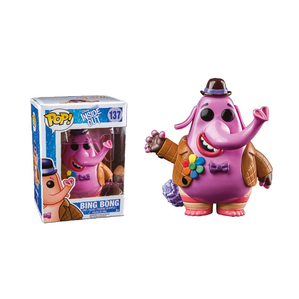 Disney Inside Out Bing Bong Pop Vinyl Figure My Geek Box
