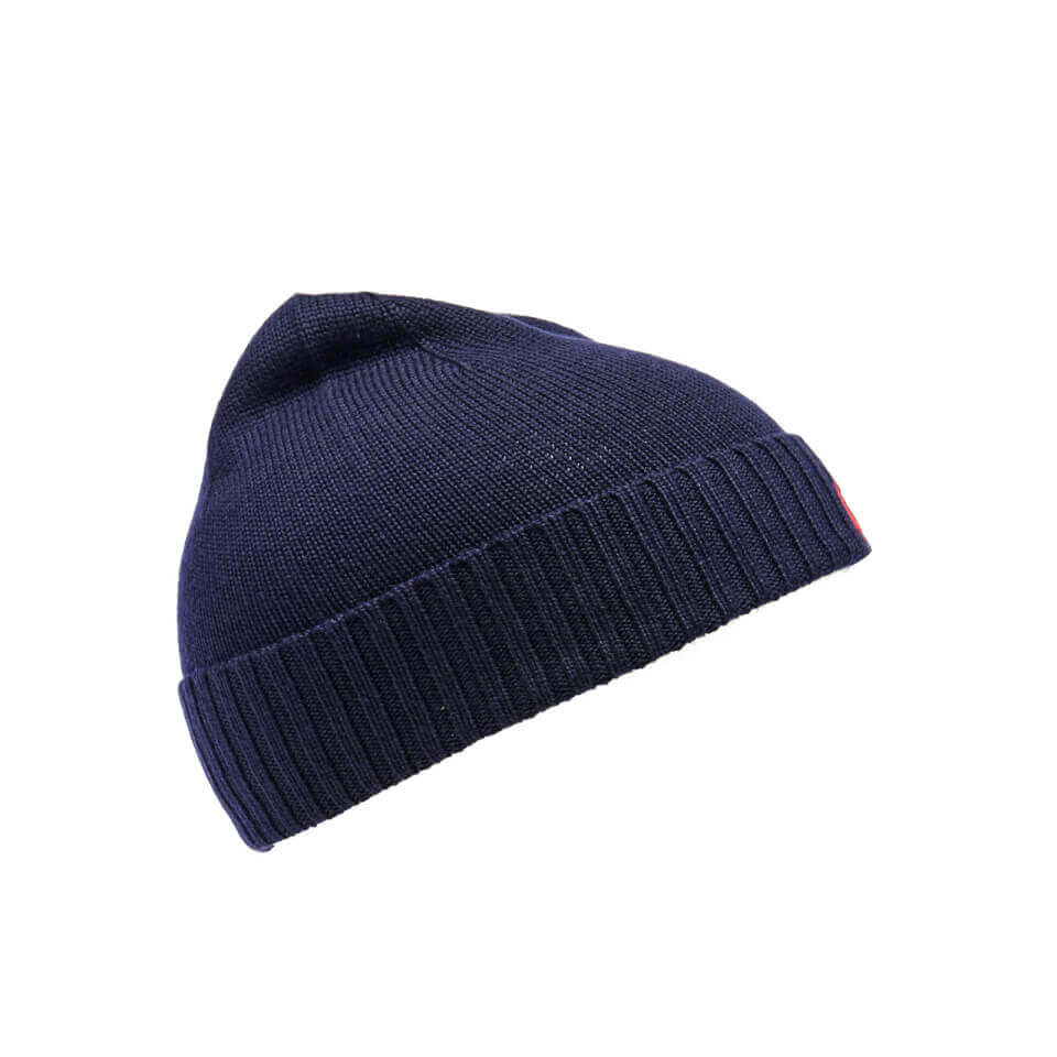 240885b6063 Polo Ralph Lauren Men s Fold-Over Hat - Hunter Navy - Free UK ...