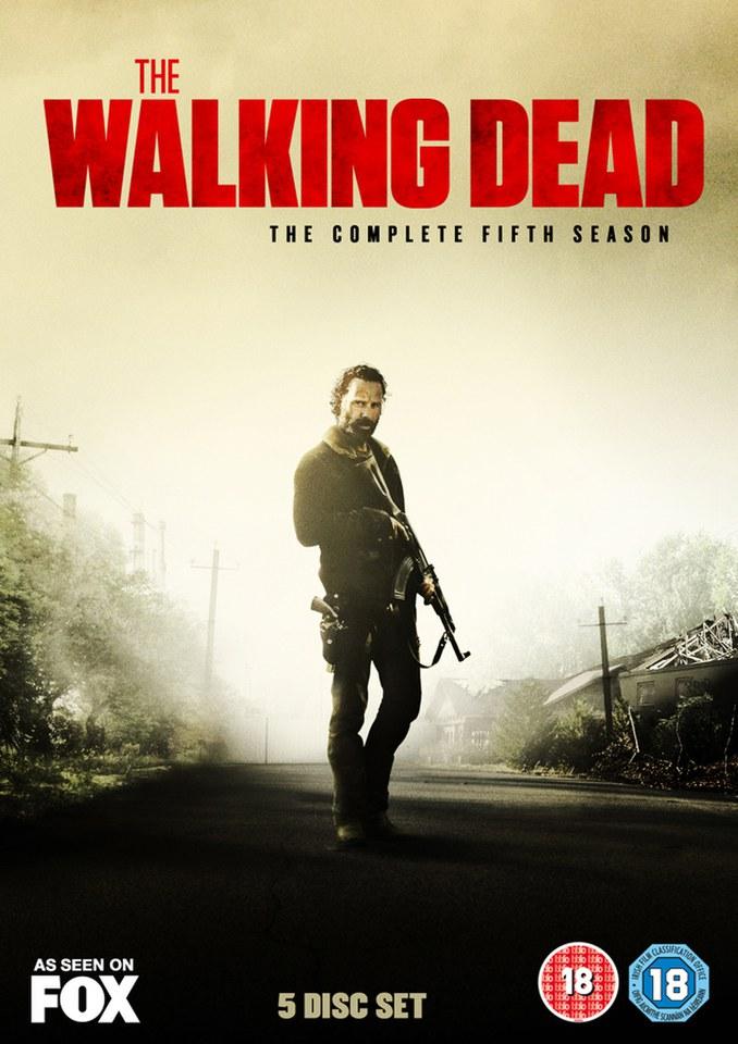 Walking Dead Season 5 Deutsch