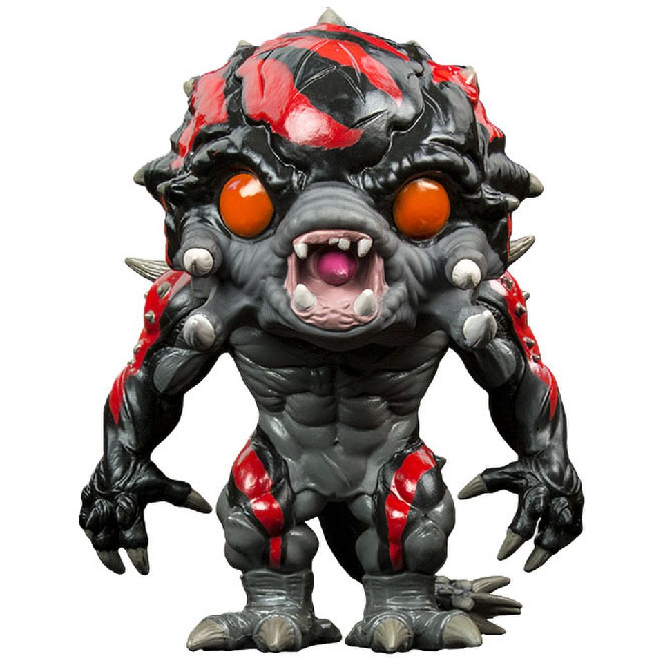 evolve savage goliath 6 inch exclusive pop  vinyl figure