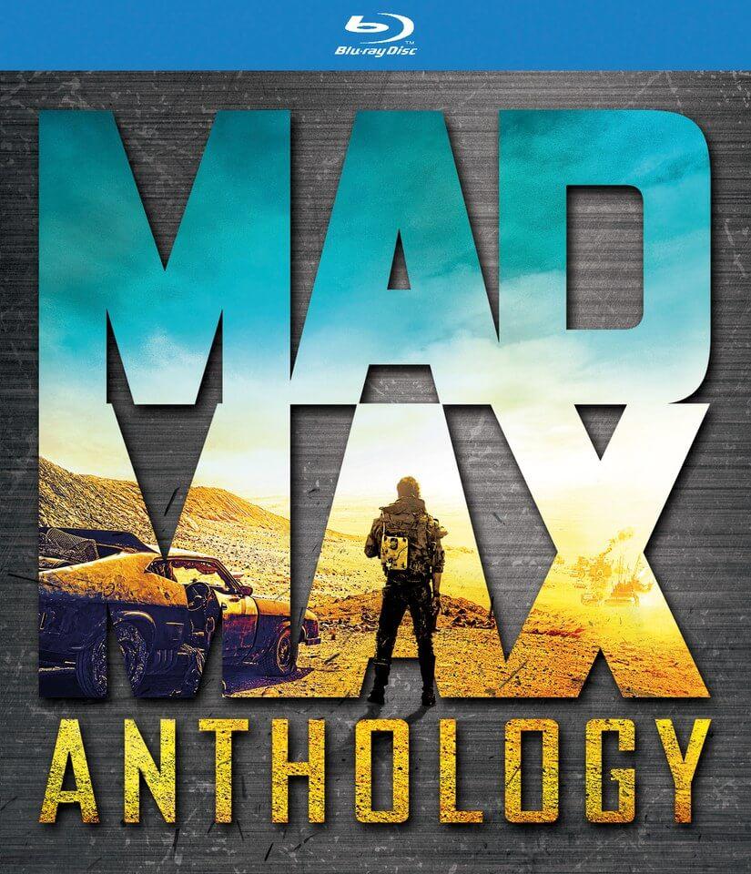 Mad Max Anthology  Blu-ray  | Zavvi