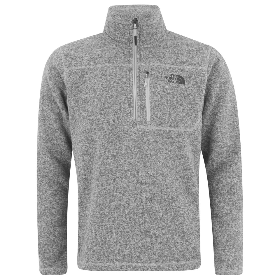 The North Face Men S Gordon Lyons Quarter Zip Fleece