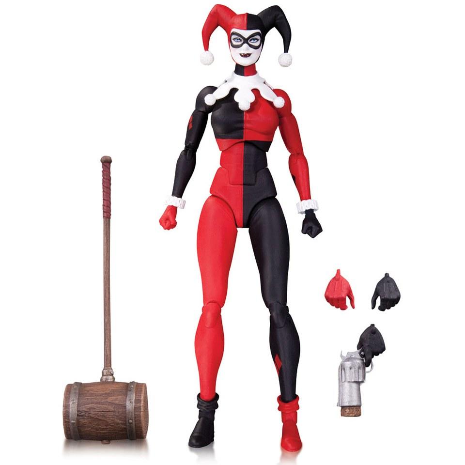 dc collectibles dc comics batman harley quinn action figure merchandise zavvi. Black Bedroom Furniture Sets. Home Design Ideas