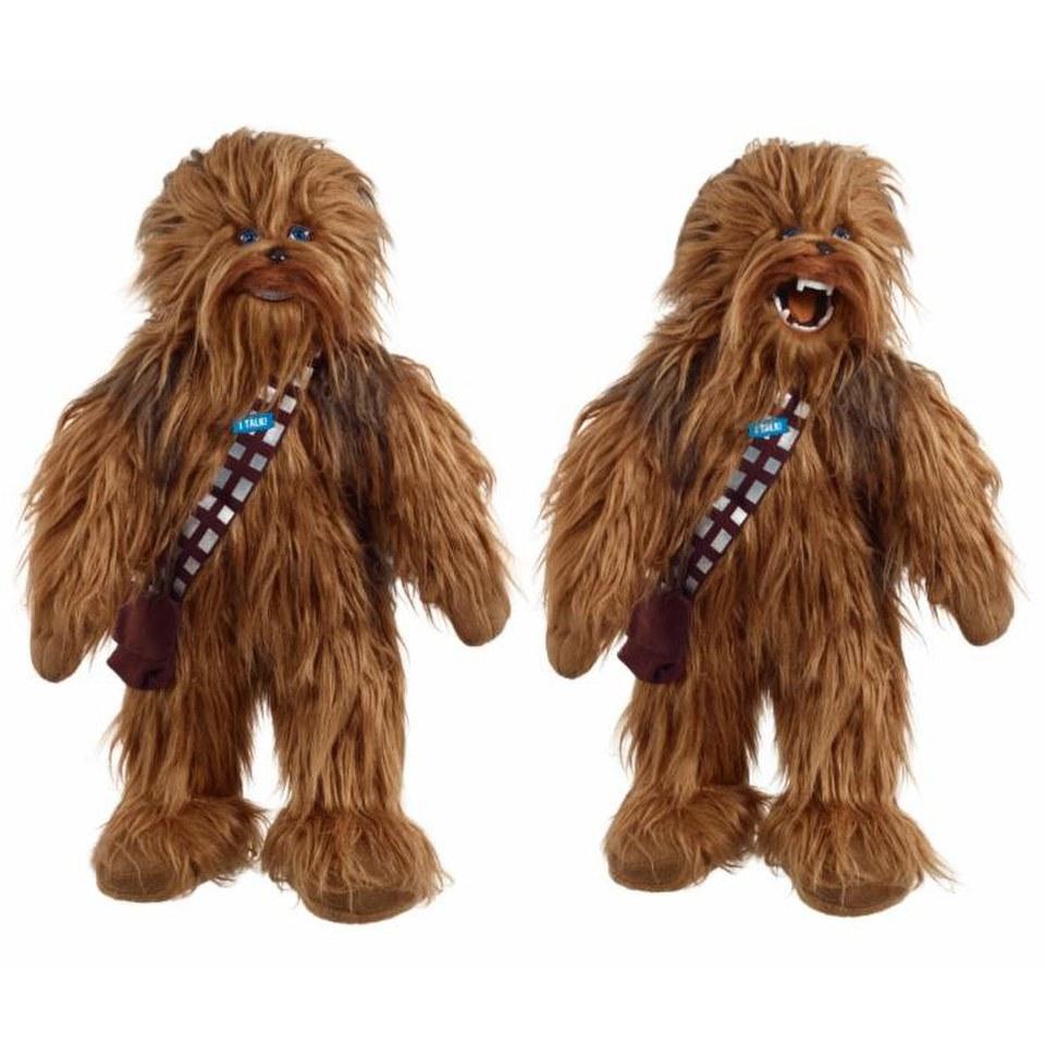 Star Wars Chewbacca Poseable 24 Inch Plush Figure Iwoot