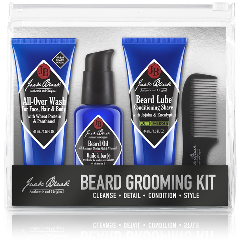 jack black beard grooming kit free uk delivery over 50. Black Bedroom Furniture Sets. Home Design Ideas
