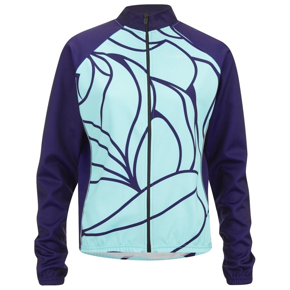 Primal Women's Athene 2nd Layer Jacket - Green/Purple | Jackets
