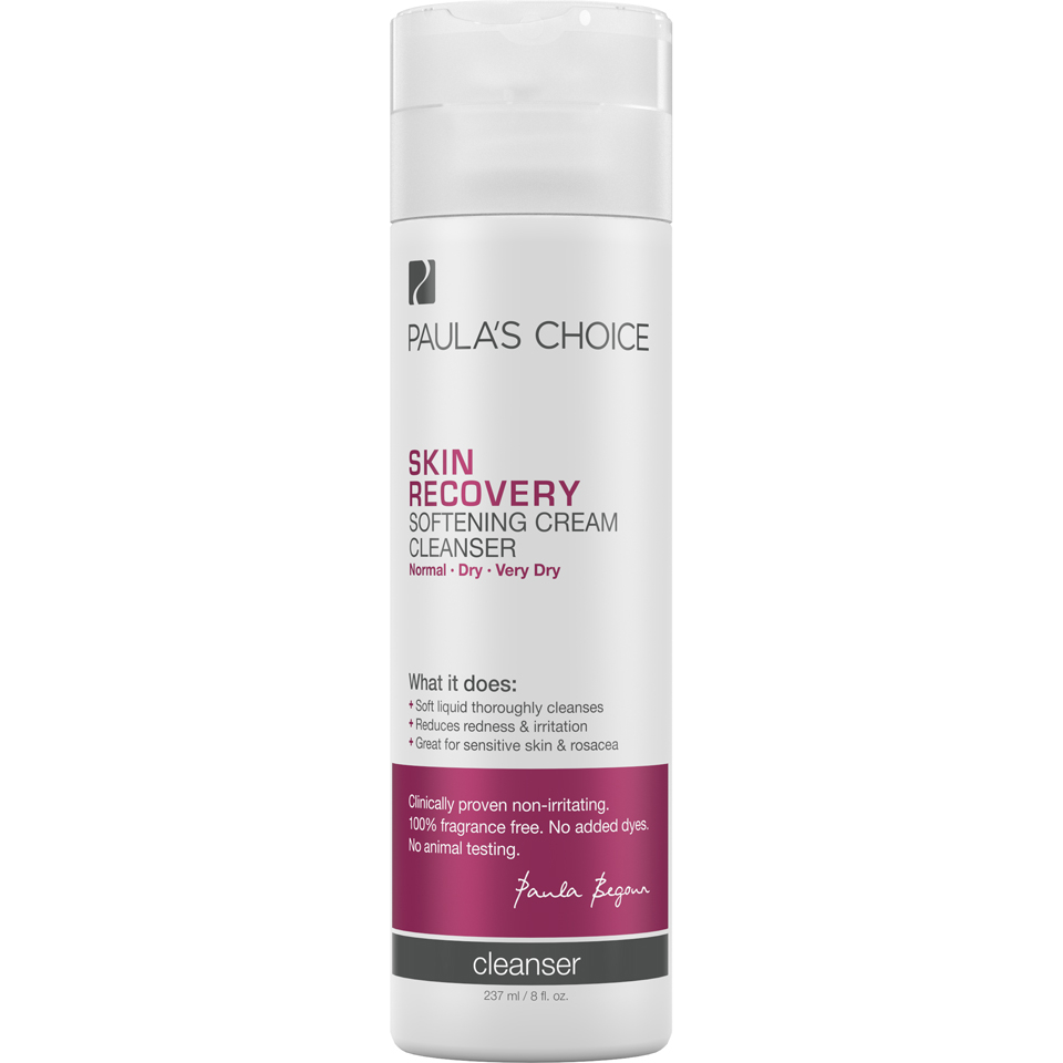 Paula's Choice Skin Recovery Softening Cream Cleanser ...