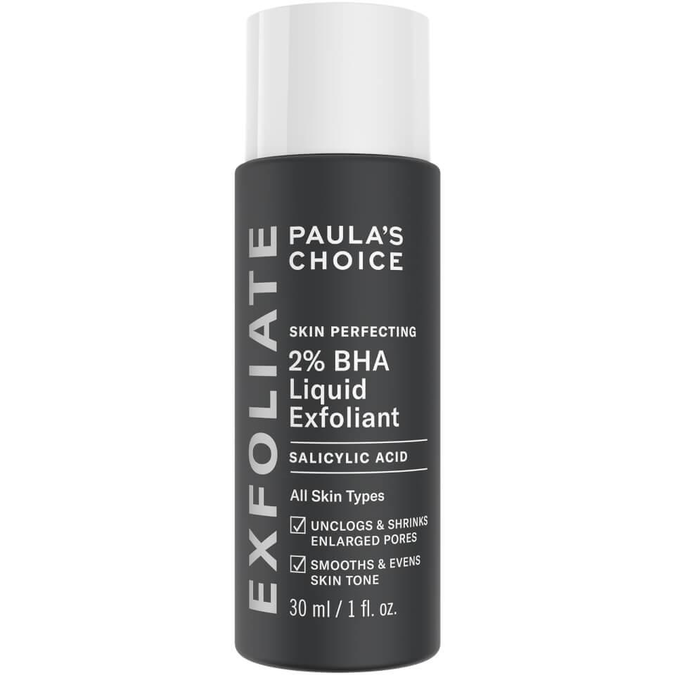 Paula's Choice Skin Perfecting 2% Bha Liquid Exfoliant   Trial Size (30ml) by Paula's Choice