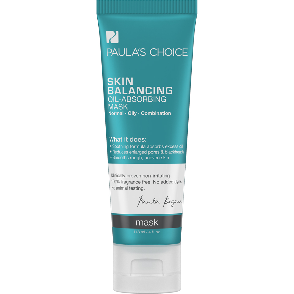 Paula's Choice Skin Balancing Oil-Absorbing Mask (118ml ...