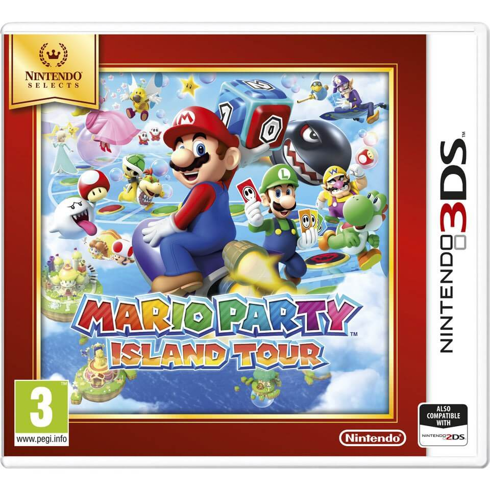 view all nintendo 3ds games