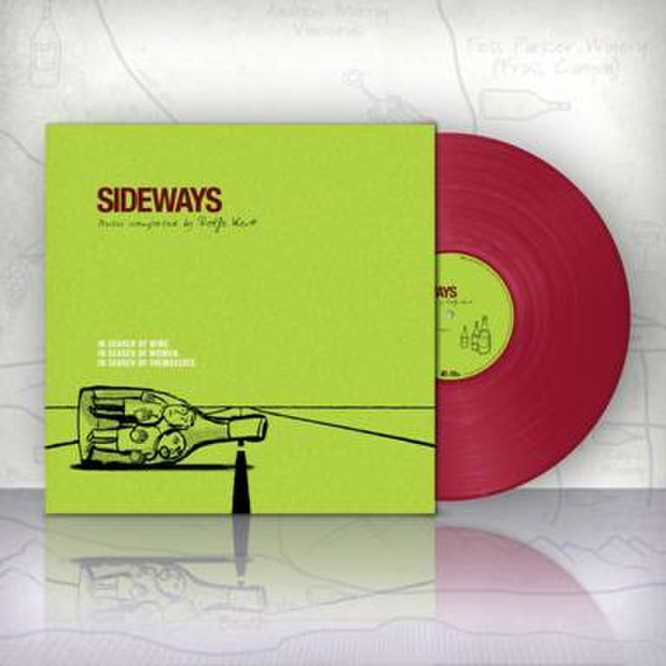 Sideways The Original Motion Picture Soundtrack Ost 1lp