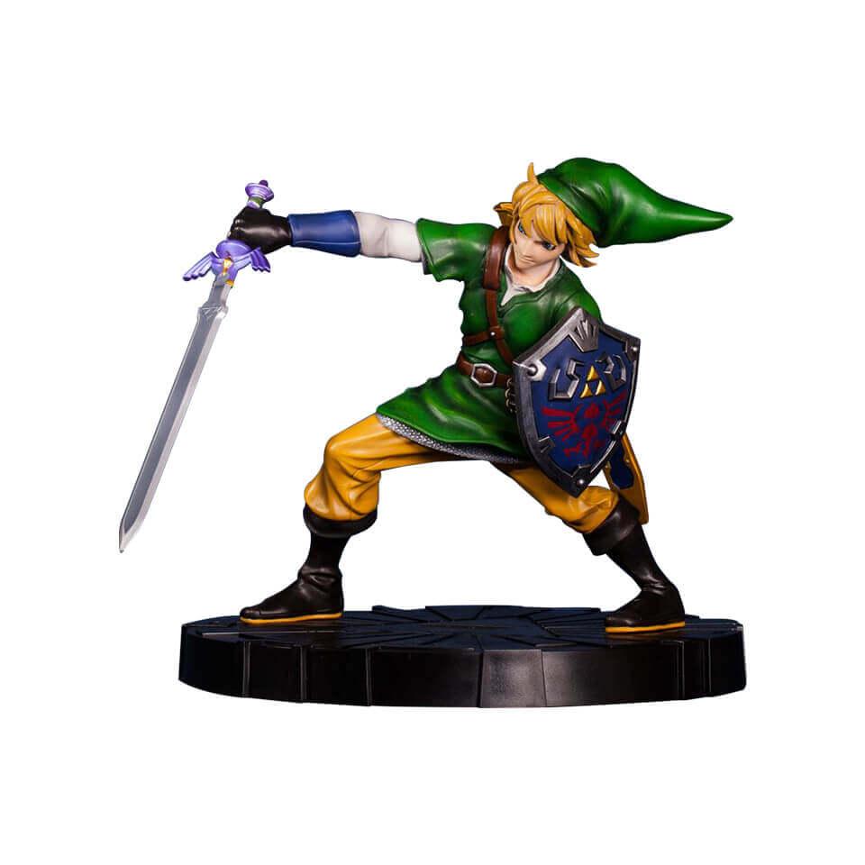link figurine the legend of zelda skyward sword