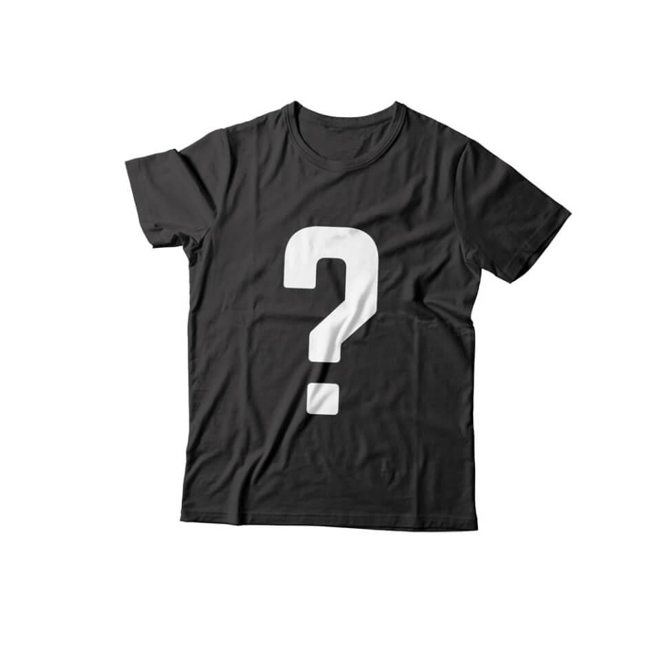 Mystery Geek T-Shirt  Merchandise  | Zavvi