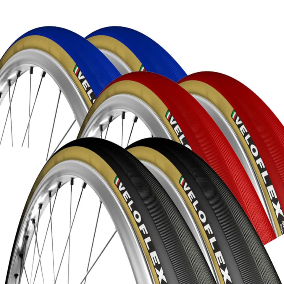 Veloflex Master 23 Clincher Road Tyre Twin Pack | Tyres
