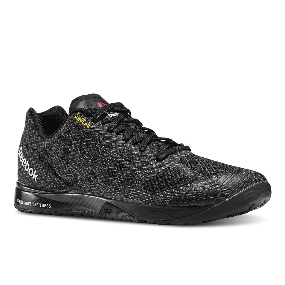 reebok men 39 s crossfit nano 5 0 trainers black. Black Bedroom Furniture Sets. Home Design Ideas