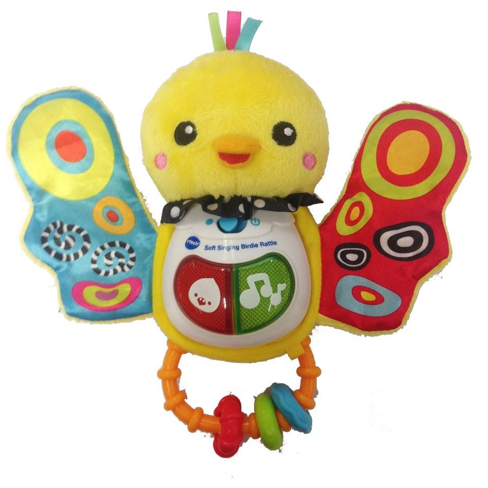 Vtech Baby Soft Singing Birdie Rattle Iwoot