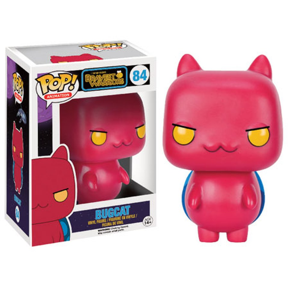 Bravest Warriors Bugcat Limited Edition Pop Vinyl Figure